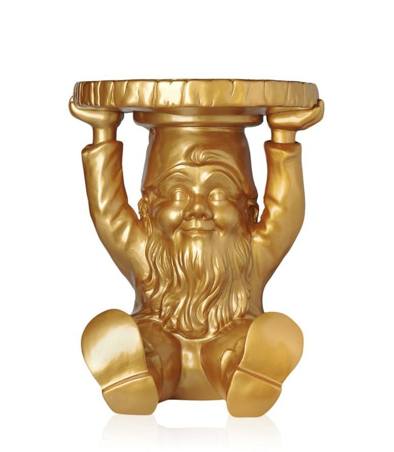 kartell-gnome gold